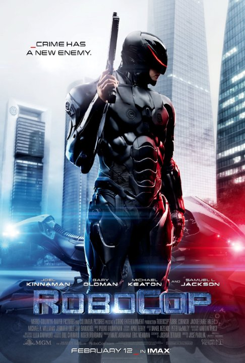 RoboCop (2014) - A Review